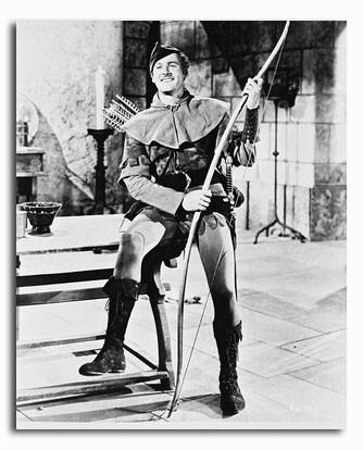(SS158860) Errol Flynn  The Adventures of Robin Hood Movie Photo