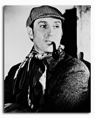 (SS160563) Basil Rathbone Movie Photo