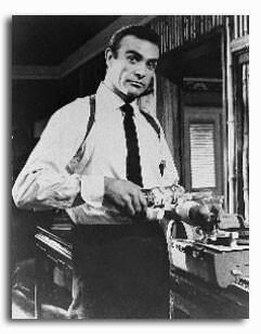 (SS161122) Sean Connery Movie Photo
