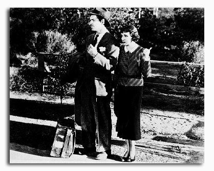 (SS163241) Clark Gable  It Happened One Night Movie Photo