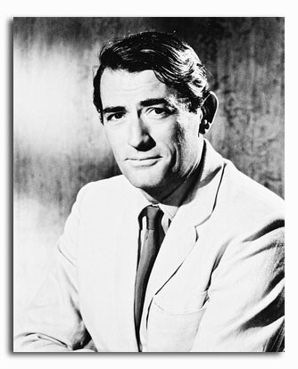 (SS165503) Gregory Peck  The Guns of Navarone Movie Photo