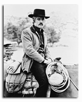 (SS170144) Robert Redford  Butch Cassidy and the Sundance Kid Movie Photo