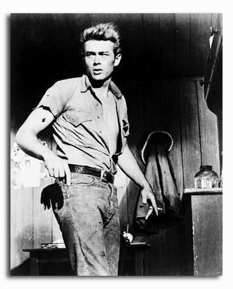 (SS174330) James Dean  Giant Movie Photo