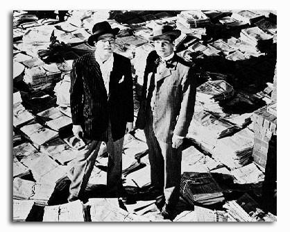 (SS178958) Orson Welles  Citizen Kane Movie Photo