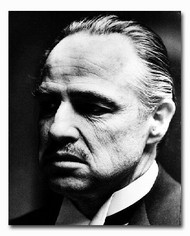 (SS179400) Marlon Brando  The Godfather Movie Photo