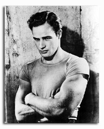 (SS182429) Marlon Brando  A Streetcar Named Desire Movie Photo