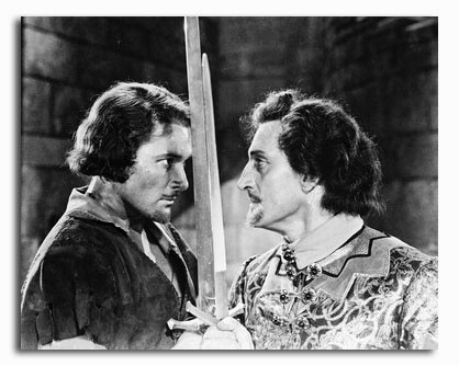 (SS183027) Errol Flynn  The Adventures of Robin Hood Movie Photo