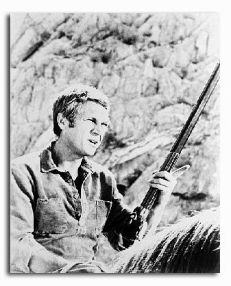 (SS183885) Steve McQueen  Nevada Smith Movie Photo