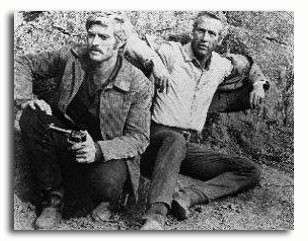 (SS185718) Cast   Butch Cassidy and the Sundance Kid Movie Photo