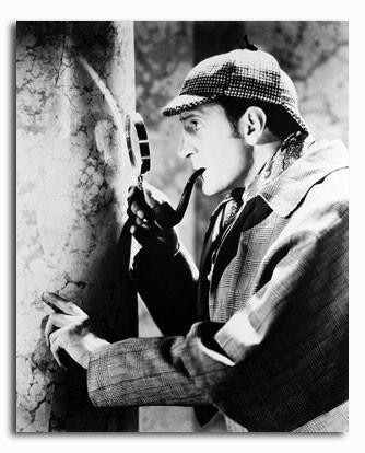 (SS187785) Basil Rathbone Movie Photo