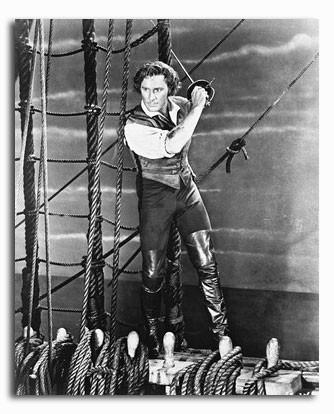 (SS189605) Errol Flynn  Captain Blood Movie Photo