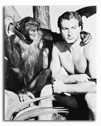 (SS191555) Lex Barker Movie Photo