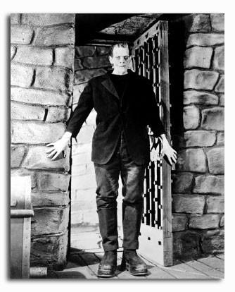 (SS193791) Boris Karloff  Frankenstein Movie Photo