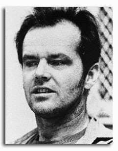 (SS194363) Jack Nicholson  One Flew Over the Cuckoo's Nest Movie Photo