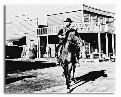 (SS196326) Clint Eastwood  Per un pugno di dollari Movie Photo