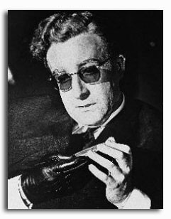 (SS198120) Peter Sellers  Dr. Strangelove or: How I Learned to Stop Worrying and Love the Bomb Movie Photo