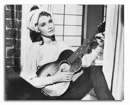 (SS200551) Audrey Hepburn  Breakfast at Tiffany's Movie Photo
