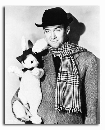 (SS202111) James Stewart  Harvey Movie Photo