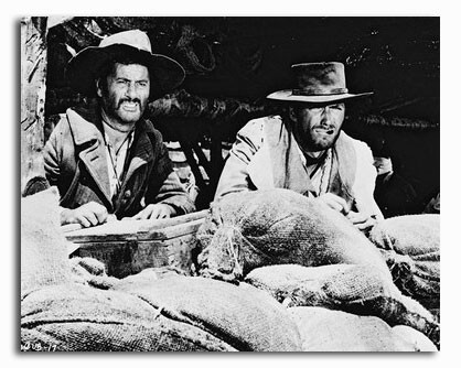 (SS203489) Clint Eastwood  The Good, The Bad and The Ugly Movie Photo