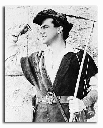 (SS203775) Richard Greene  The Adventures of Robin Hood Movie Photo