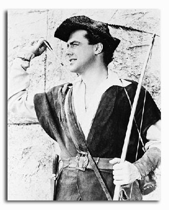 (SS203775) Richard Greene  The Adventures of Robin Hood Movie Photo