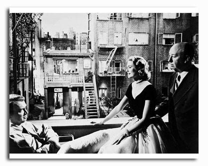 (SS206752) Cast   Rear Window Movie Photo