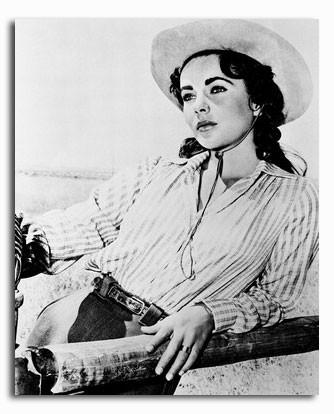 (SS207935) Elizabeth Taylor  Giant Movie Photo