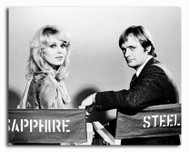 (SS211601) Cast   Sapphire and Steel Television Photo