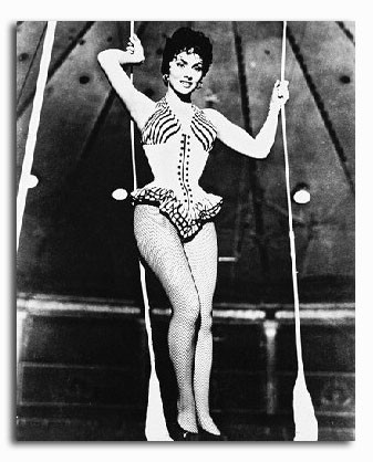 (SS2083328) Gina Lollobrigida  Trapeze Movie Photo