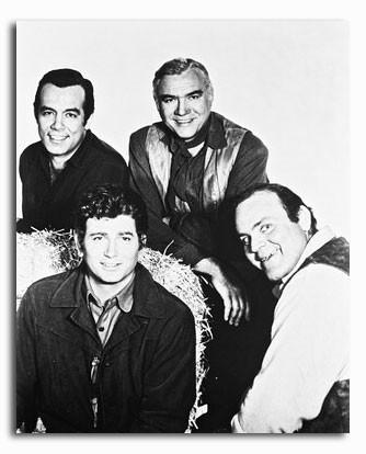 (SS2084498) Cast   Bonanza Television Photo