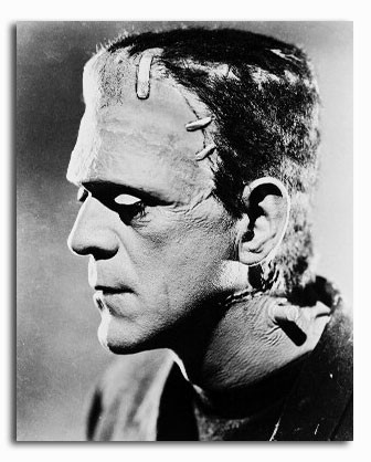 (SS2089594) Boris Karloff  Frankenstein Movie Photo