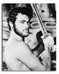 (SS2093377) Tony Curtis  The Vikings Movie Photo