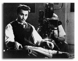 (SS2095483) Johnny Depp  Ed Wood Movie Photo