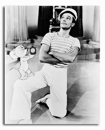 (SS2100267) Gene Kelly  Anchors Aweigh Music Photo