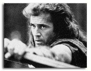 (SS2102204) Mel Gibson  Braveheart Movie Photo