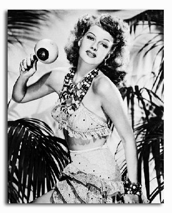 (SS2104635) Rita Hayworth Movie Photo