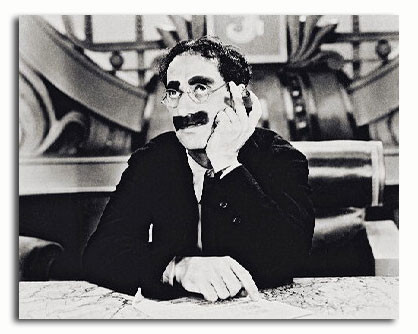 (SS2105077) Groucho Marx Movie Photo