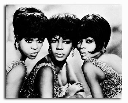 (SS2105818) The Supremes Music Photo