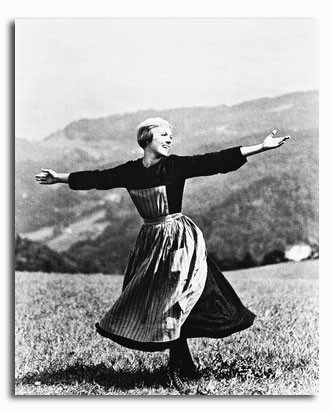 (SS2106026) Julie Andrews  The Sound of Music Movie Photo