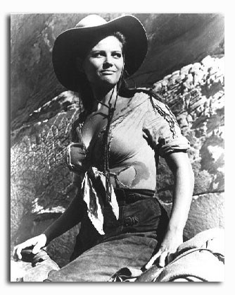 (SS2136459) Claudia Cardinale  The Professionals Movie Photo