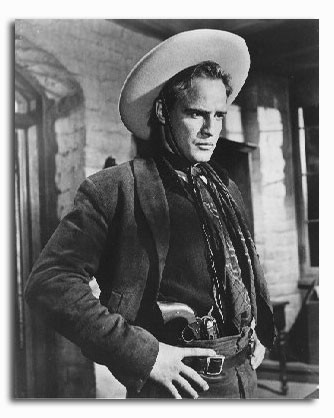 (SS2144649) Marlon Brando  One-Eyed Jacks Movie Photo