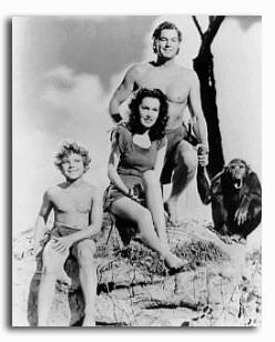 (SS2153658) Cast   Tarzan Finds a Son! Movie Photo