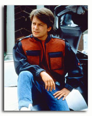 (SS3337243) Michael J. Fox  Back to the Future Movie Photo