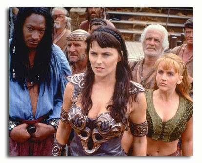 (SS3441620) Television picture of Xena: Warrior Princess