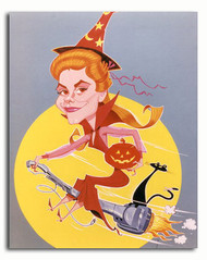 (SS3538678) Elizabeth Montgomery  Bewitched Television Photo