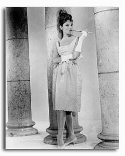 (SS2151656) Audrey Hepburn  Breakfast at Tiffany's Movie Photo