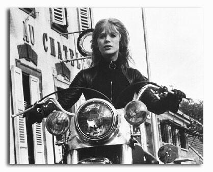 (SS2152891) Marianne Faithfull  The Girl on a Motocycle Music Photo