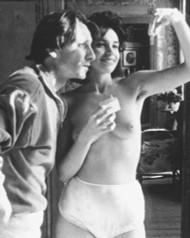 Beatrice Dalle 37°2 LE MATIN Movie Photo