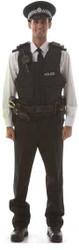 Policeman (Stag Do/Hen Night) - Lifesize Cardboard Cutout / Standee