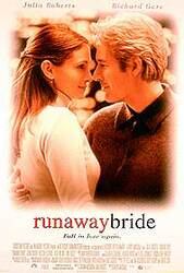 RUNAWAY BRIDE (International) ORIGINAL CINEMA POSTER